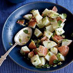Lemongrass and Ginger Potato Salad   MyRecipes.com