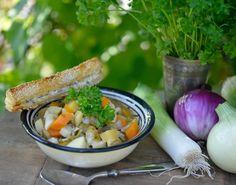 Verdens beste grønnsakssuppe - Franciskas Vakre Verden