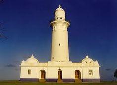 Barren Joey light house on the Northern beaches of NSW Australia
