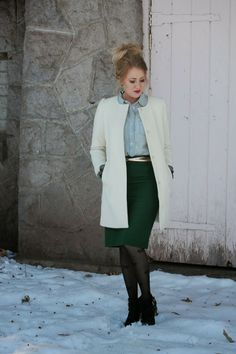 Snow Day - Fashion Flirtation