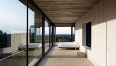 Solo House by Pezo von Ellrichshausen Architects | http://www.yatzer.com/solo-house-pezo-von-ellrichshausen / photo © Cristobal Palma / Estudio Palma.