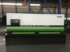 CNC Shearing Machine, CNC Guillotine Shearing Machine, Nc Guillotine Shearing Machine (QC12Y-6x3200) - China Shearing Machine;Guillotine ...