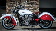 """""""Fusion"""" by Indian Motorcycle Charlotte"""