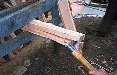 Halkaisuveitsi artikla - Greenwoodworking