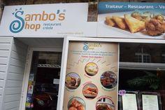 A proximité de la Place Sainte-Eulalie, restaurant créole Sambo's Shop, à Bordeaux : partenaire des Bons Gourmets http://bit.ly/1DNMfFo