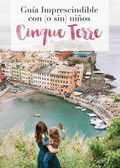 Guía imprescindible para visitar Cinque Terre