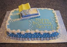 images of pontoon cakes - Yahoo Search Results Adult Birthday Cakes, First Birthday Cakes, 60 Birthday, Birthday Ideas, Birthday Parties, Fondant Cakes, Cupcake Cakes, Cupcakes, Cupcake Ideas