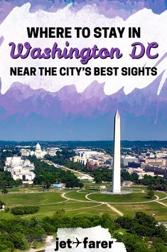 Traveling to Washington DC? Here's a list of the best neighborhoods to stay in Washington DC. #washingtondc #unitedstates | hotels in washington dc | where to stay in washington dc | things to do in washington dc | washington dc travel | washington dc living | washington dc trip | washington dc tips | weekend trip ideas | washington dc neighborhoods
