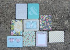 Dear Lizzy 5th and Frolic Project Life Core Kit
