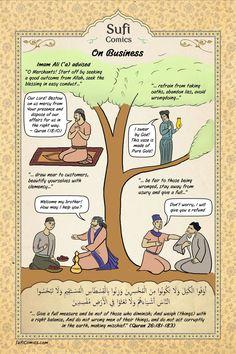 Imam Ali Archives | Sufi Comics