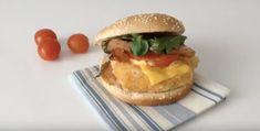 Hamburger, Bacon, Menu, Chicken, Ethnic Recipes, Food, Cheese, Seasonal Recipe, Menu Board Design