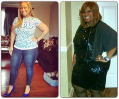 Today's featured weight loss success story: Zeta Phi Beta soror Ciera lost 93 pounds.  She has battled eating disorder and Rheumatoid Arthritis and come out the other side with greater health and fitness.