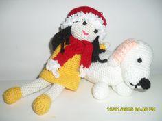 Noel Anne ve köpek Sevil tarafından yapıldı