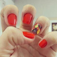 Frutix. #NailArts