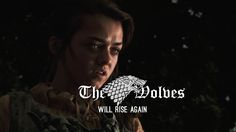 House Stark | The Wolves Will Rise Again