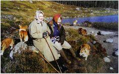 Cousins in the heather: Queen Elizabeth II and the Hon Margaret Rhodes