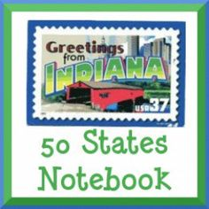 What better way to learn about the United States of America than to create a notebook filled with facts about each state? Here you will find printables, books, ideas, and supplementary activities.