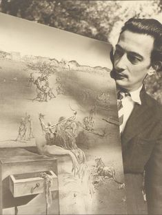 Dalí, 1938.