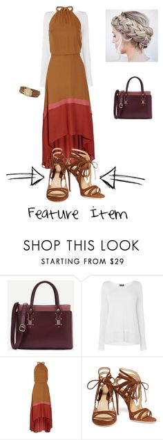 """All about the shoes"" by annalisa-victoria-morehouse ❤ liked on Polyvore featuring Phase Eight, Haute Hippie, Chelsea Paris and XOXO"