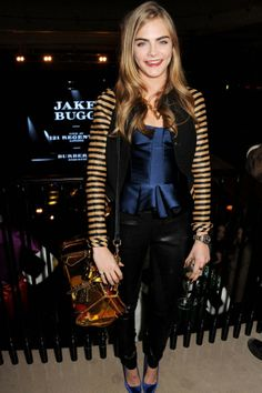 Cara Delevingne style file gallery - Vogue Australia