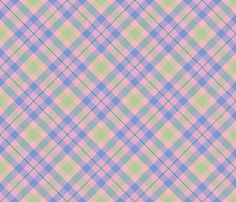 Plaid 3, L fabric by animotaxis on Spoonflower - custom fabric