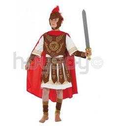 Disfraz de centuri n romano perfecto para - Disfraces de pina para ninos ...