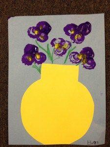 V Is For Volcano Craft Preschool Craft Letter Of The Week Craft Kids Craft Kids Crafts