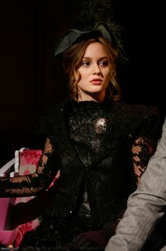 #blair #waldorf #queen #gg #leighton #diva #gossip #girl #season #two #2x18 #TheAgeofDissonance