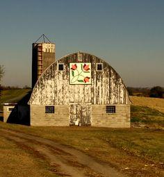 Barn Quilt tour 2011