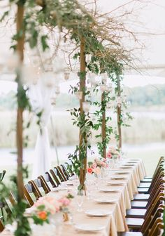 #wedding table arbor