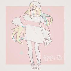 Rachel Gardner - Satsuriku no Tenshi - Image - Zerochan Anime Image Board Anime Oc, Kawaii Anime, Manga Anime, Anime Style, Aesthetic Art, Aesthetic Anime, Anime Lindo, Satsuriku No Tenshi, Poses References