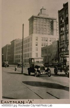 Kodak Tower, Rochester New York http://photo.libraryweb.org/rochimag/photolab/vintage/v0000/v0000031.jpg