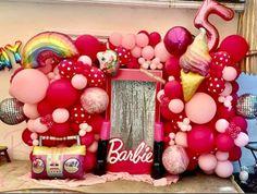 Ornament Wreath, Ornaments, Balloons, Barbie, Organic, Wreaths, Birthday, Decor, Art