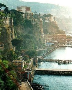Wonderful Place to See, Sorrento – Italy