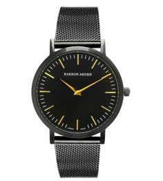 The Barron Noir from our Milanese Series
