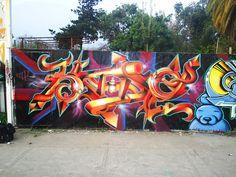 3d 2003 #graffiti #streetart #kode #alanzarate