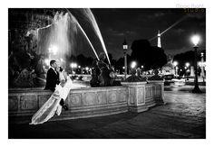 Joli mariage bohème à Paris