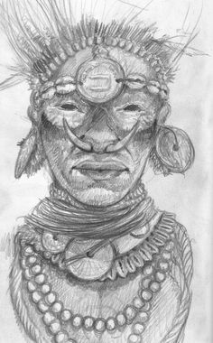 Polynesian face sketch Face Sketch, Sketchbook Pages, Illustration, Art, Tattoo Maori, Tatuajes, Art Background, Kunst, Drawing Faces