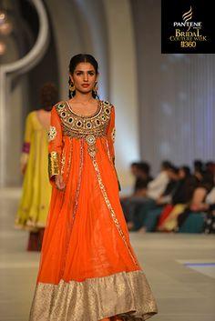 Saim Ali Saim Ali at Pantene Bridal Couture Week 2013