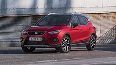 El SEAT Arona 1.5 TSI EVO se puede combinar desde ya con el cambio automático DSG Ibiza Fr, Evo, Nissan, Mini Crossover, Ikea Stool, Arona, Volkswagen Group, Car Images, Cars Motorcycles