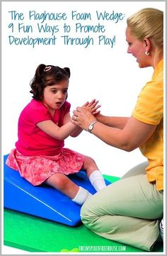 A versatile piece of therapy equipment that can be used to address a whole bunch of child developmental skills through fun activities Pediatric Occupational Therapy, Pediatric Ot, Motor Activities, Therapy Activities, Therapy Tools, Therapy Ideas, Child Life Specialist, Cerebral Palsy, Physical Education
