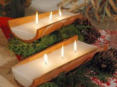 Velas Luxo - Velas Designer High End Gel Candles, Candle Lanterns, Candle Jars, Candle Holders, Bamboo Crafts, Homemade Candles, Candle Making, Candlesticks, Tea Lights