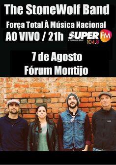 SuperFM presentes The StoneWolf Band