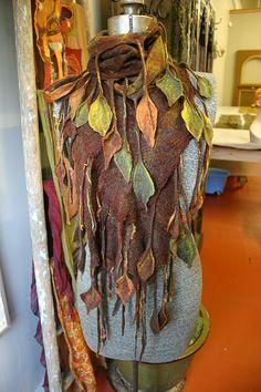 Leaves by Wool & Water