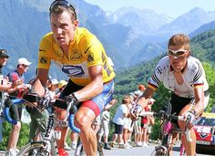 Lance Armstrong - regardless of what people say about him using drugs, this guy has showed the world how to beat Cancer (he had 32 brain tumours) and go on to live an amazing life, live his dreams and inspire millions of people around the world to do the same