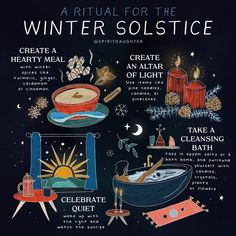 Wiccan Spell Book, Wiccan Spells, Witch Spell, Happy Winter Solstice, Summer Solstice, Winter Solstice Southern Hemisphere, Wiccan Sabbats, Pagan Yule, Witchcraft For Beginners