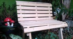 Faça um banco de jardim com estrado | Jardim das Ideias STIHL - Dicas de jardinagem e paisagismo