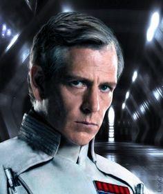 Director Orson Krennic --- Star Wars -Rogue one, # Death Trooper, # Ben Mendelsohn