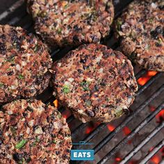 "I do like the occasional big, beefy backyard burger, and maybe I'm getting weak in my middle age, but sometimes my body just says, ""Please, no more beef fat,"" and I'm compelled to comply. Good thing my black bean burgers are just as satisfying, with a complex flavor and a robust, hearty texture."