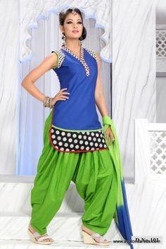 Patiala Salwar Kameez for Diwali Special for Indian WOmen. Indian Girls Patiala Salwar Kameez fashion for wedding with hot summer season. Diwali Fashion, India Fashion, Women's Fashion, Fashion News, Patiala Salwar, Shalwar Kameez, Anarkali, Lehenga, Kurti